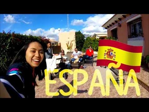 Weekend holiday in SPAIN | Arianne Gonzales