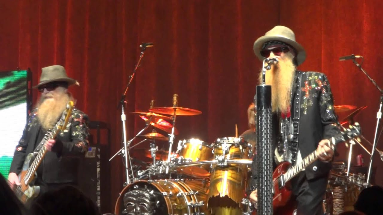 ZZ Top - La Grange (with Sloppy Drunk and Bar-B-Q) and ...