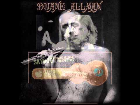 HERBIE MANN & DUANE ALLMAN - SPIRIT IN THE DARK (The Duane Allman Retrospective)