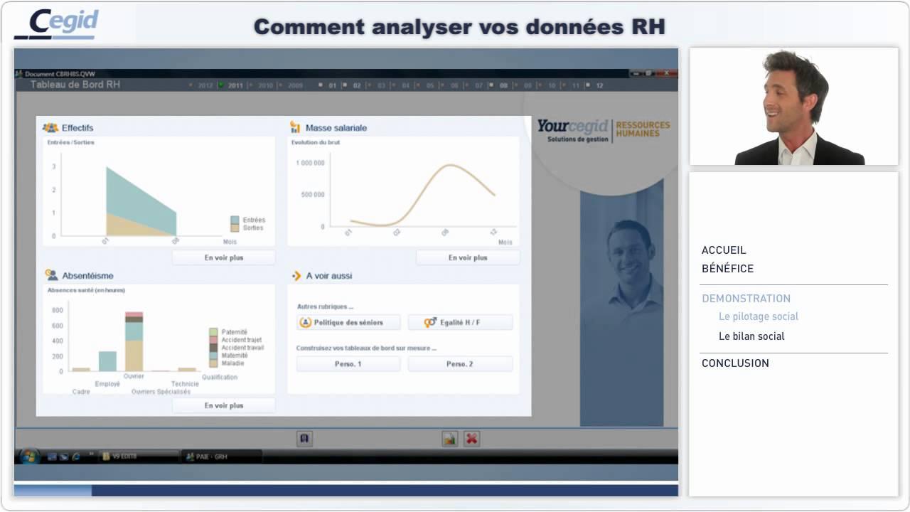 Reporting Rh Et Bilan Social Pour Les Pme Youtube