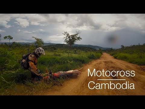 Motocross Cambodia