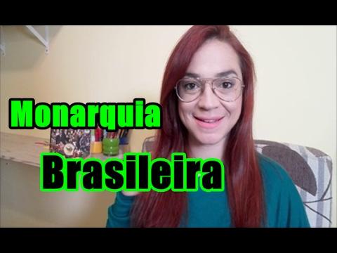 O que não te contaram sobre a monarquia no Brasil - YouTube