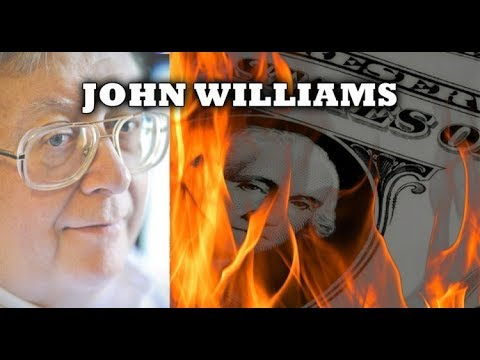 "John Williams ""Americans Not Ready For the Stock Market Crash"""
