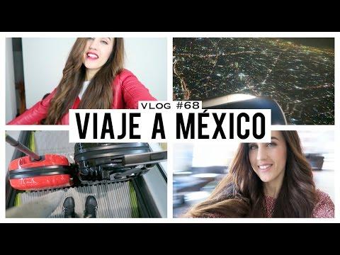 Mi viaje a México | VLOG 68