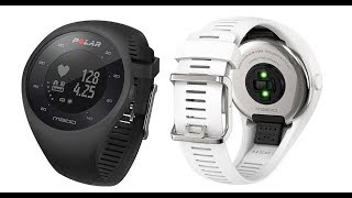 Polar M200 Unboxing and Review GPS Sportswatch Heartrate Monitor Activity Tracker