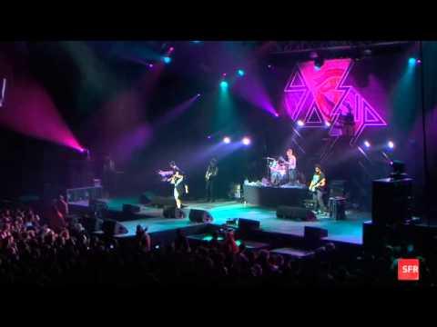 Gossip - Live Bercy 2010