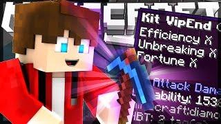 Picareta EFICIÊNCIA E FORTUNA 10, Minecraft FullPvP #1 -Dlet-