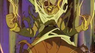 Outlaw Star - Aisha Clan-Clan transforms into Tiger
