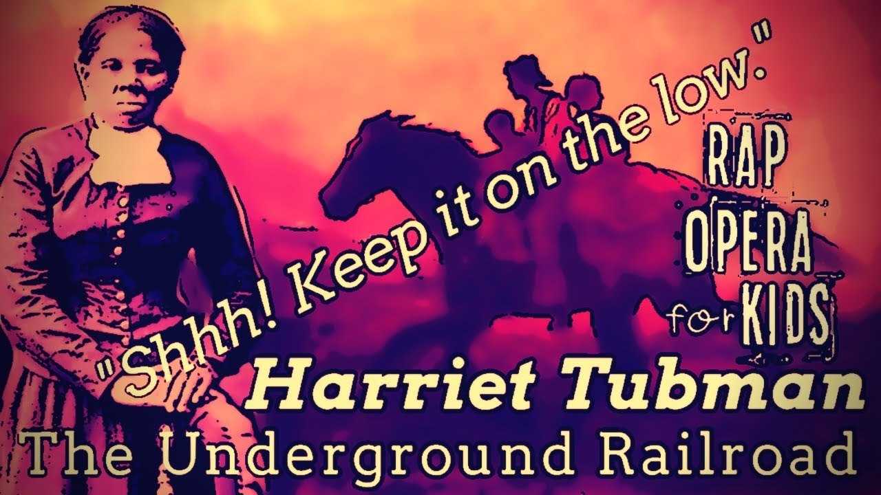 small resolution of Harriet Tubman Biography Rap Song for Kids with Sequence of Events  Worksheets - YouTube