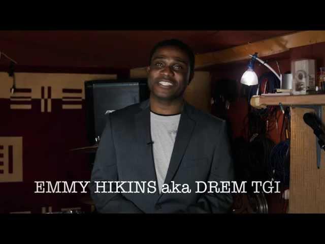EMMY HIKINS aka Drem TGI intro video #deepstuff
