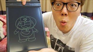 【超便利】電子メモパッドに色々落書きしてみた! thumbnail