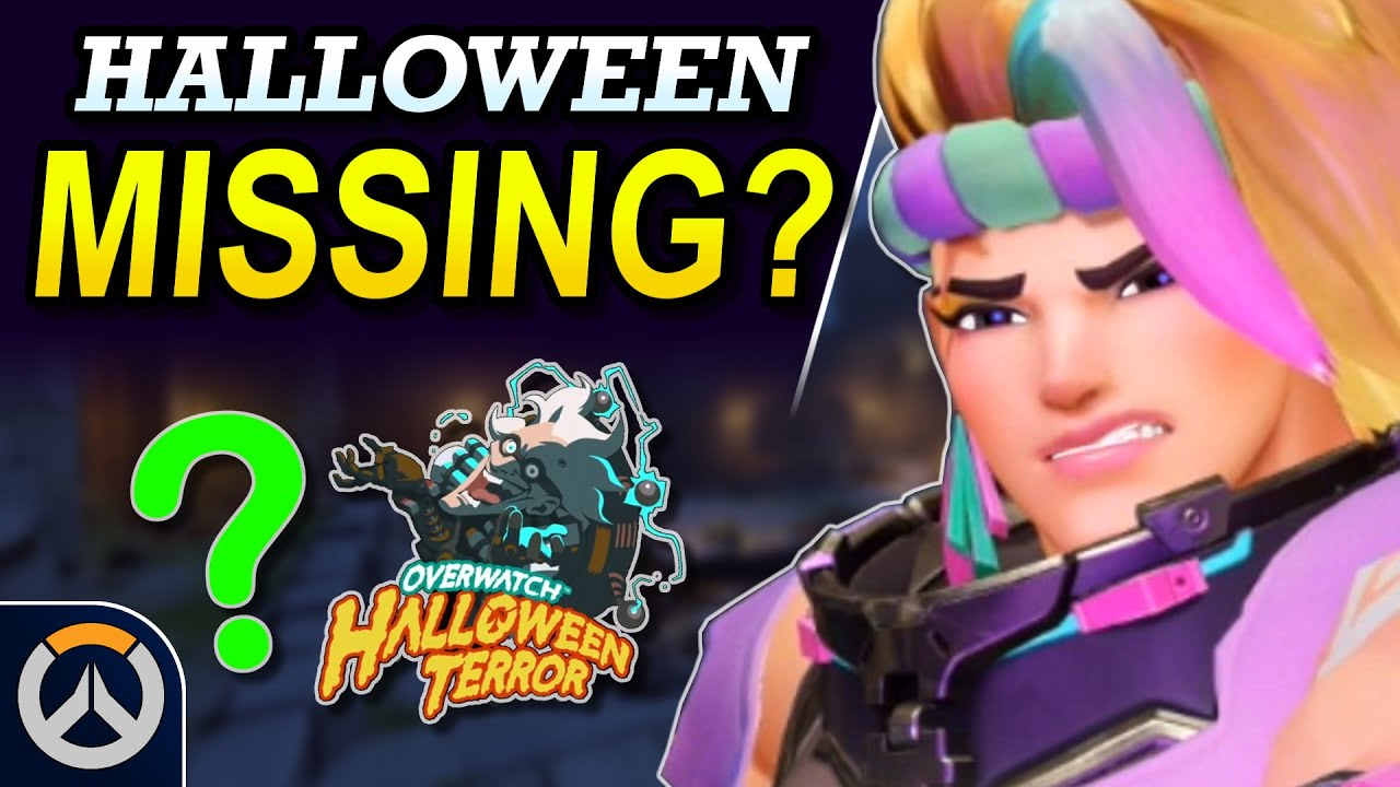 Overwatch - 2019 Halloween Event Missing? (Start Date Explained!) thumbnail