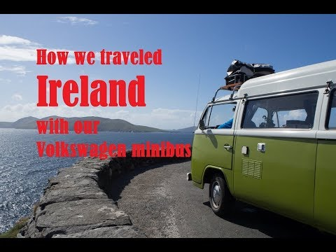 Traveling Ireland with a '74 Volkswagen camper