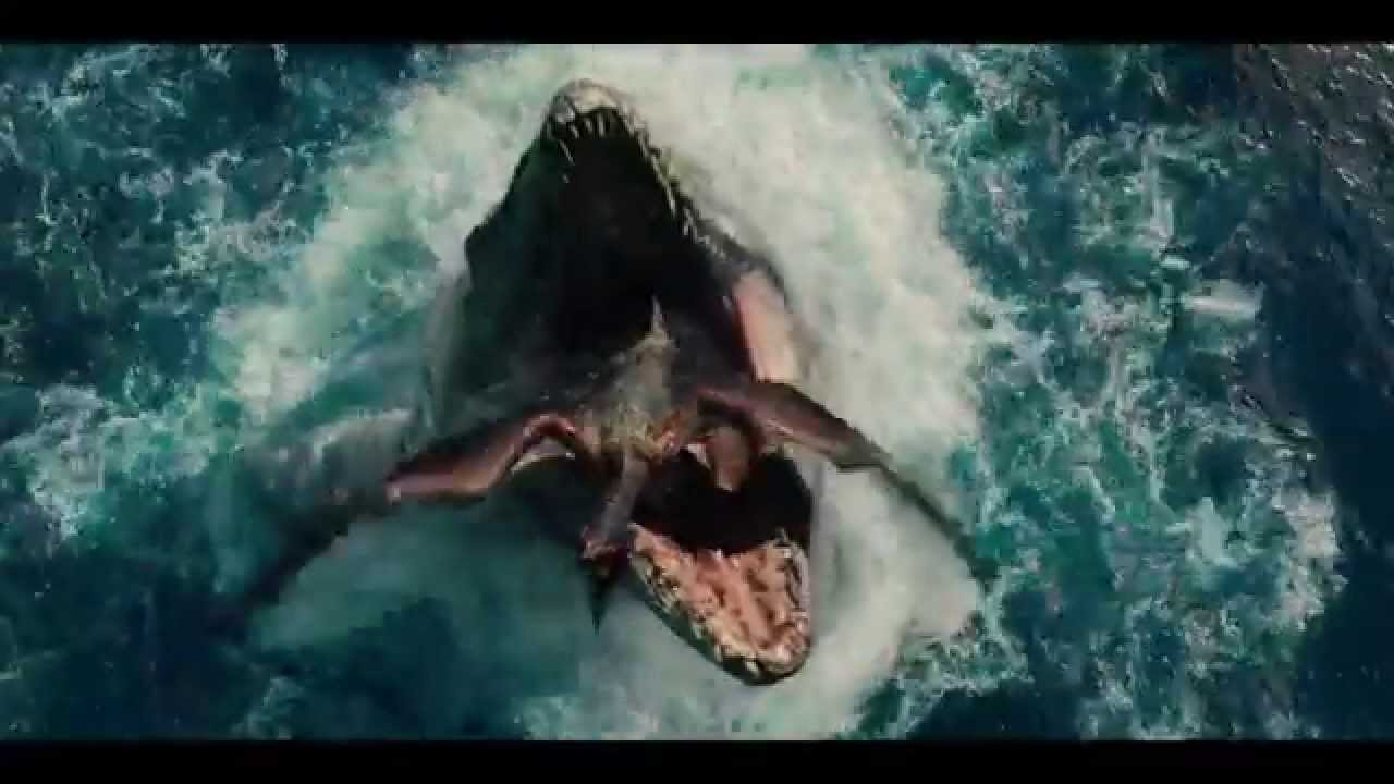 Shark Attack 3d Live Wallpaper Jurassic World Trailer 2 Universal Pictures Hd Youtube