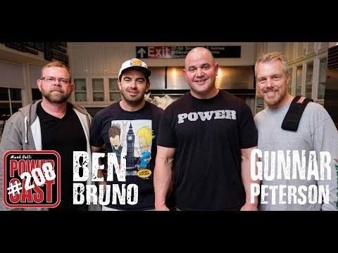 Gunnar Peterson & Ben Bruno | Mark Bell's...