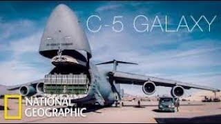 Внутри невероятной механики C-5 Galaxy National Geographic 2020 Full HD 1080p