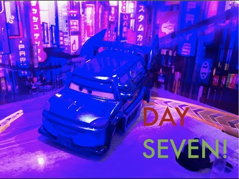 25 Days of Suggestions-Day 7-Disney Cars Metallic DJ Review