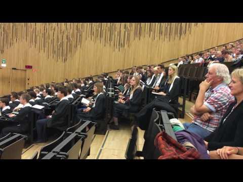 Yang Mei Lan Proclamatie en  Diploma 29-09-2016