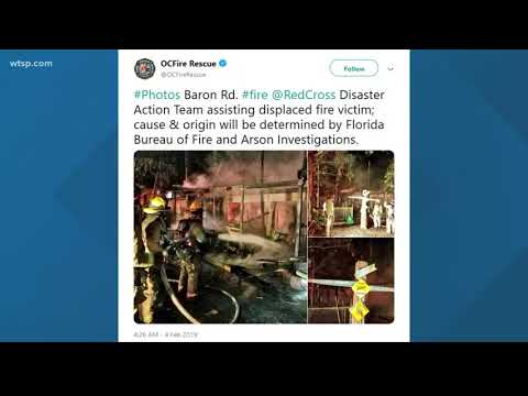 Deuce - Dozens of Animals Die In Fire at Orlando Wildlife Sanctuary