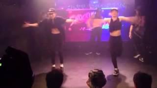 DANCE SPACE Q 【saki/HIP HOP】