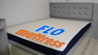 Flo Mattress Ergo after using for about 5 months - 100 Night Trial & 10 Year Warranty