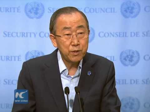 UN sacks CAR peacekeeping mission chief