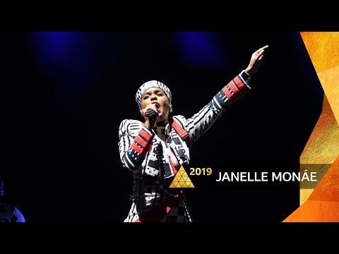 Janelle Monáe - Make Me Feel (Glastonbury 2019)