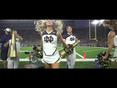 Notre Dame Football: 2017 Motivational Film