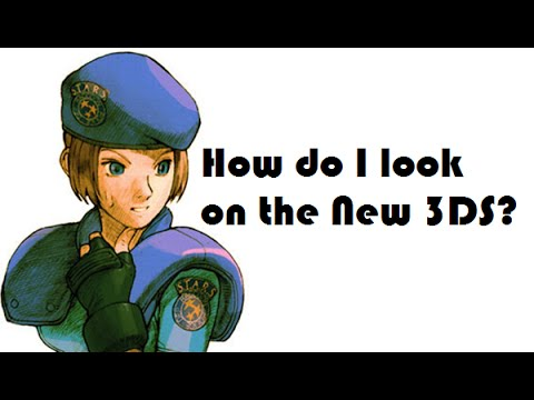 DS on New 3DS - Resident Evil: Deadly Silence