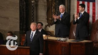 President Trump's Address to the Joint Congress (Full Speech) | The New York Times