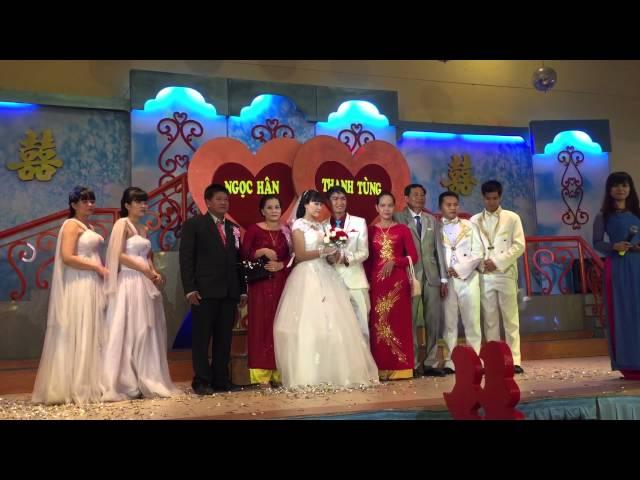 Đám cưới Ngọc Hân - Thanh Tùng