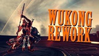 Warframe - Upcoming Wukong Rework