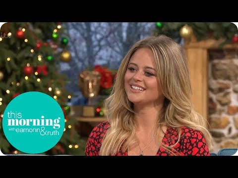 Emily Atack on the Rumours of Replacing Fearne Cotton on Celebrity Juice | This Morning