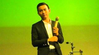 Hoai Lam tra loi cau hoi PV ve viec chon nhac tre lam MV