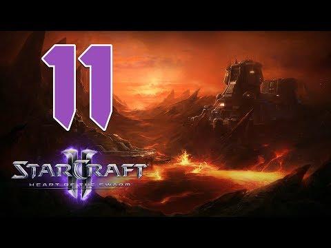 Прохождение StarCraft 2:
