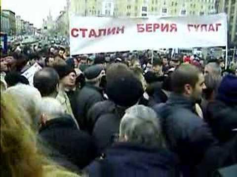 Желаем путинской  вате, чтобы она жила и подыхала так, как было в их любимом великом СССР