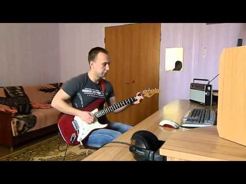 видео: Ламповый гитарный усилитель на ГУ - 50 часть 2