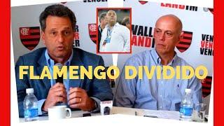 Como a cisão política que gerou a renúncia de um vice-presidente ameaça o futebol do Flamengo