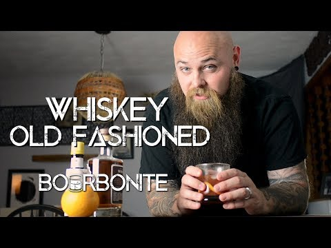 Whiskey Snobs and How to Make an Old Fashioned