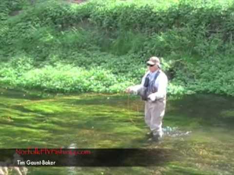 Fly fishing basics part 2 youtube for Fly fishing basics