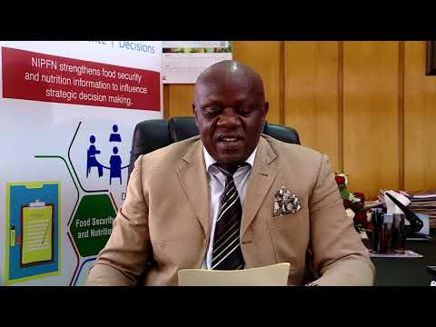 CAS The National Treasury and Planning Speech at the Launch of NIPFN Product and Services