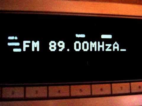 2012 Jun09th TUR 89.00MHz Radyo 35, Izmir, 10kW