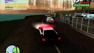 GTA San Andreas: Pengawalan Presiden