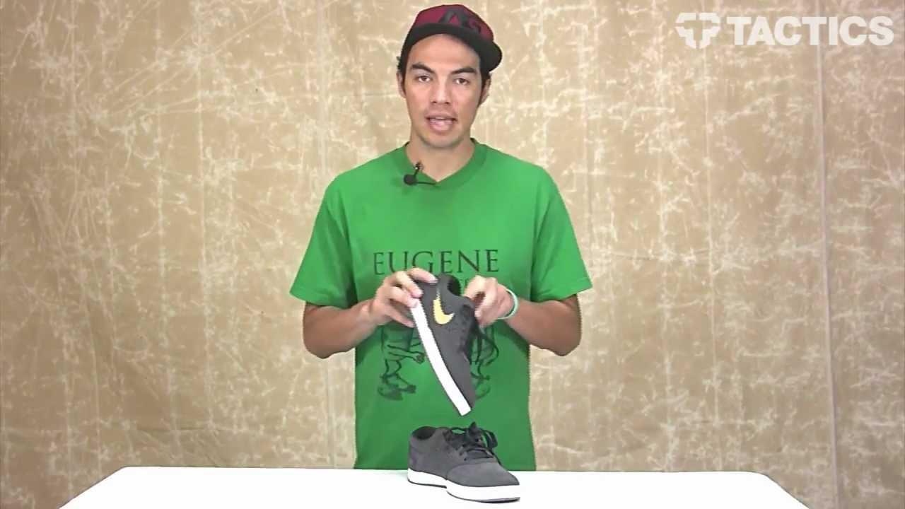 Nike SB P. Rod 6 Skate Shoes Review - Tactics.com