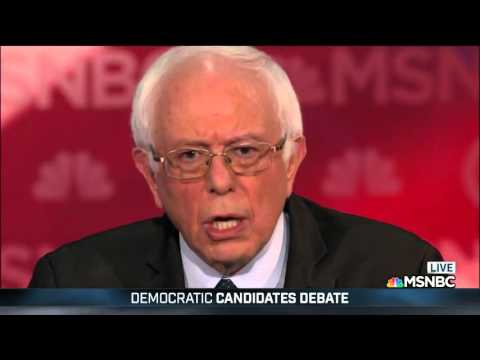 FULL MSNBC Democratic Debate P7: Hillary Clinton VS Bernie Sanders New Hampshire Feb. 4, 2