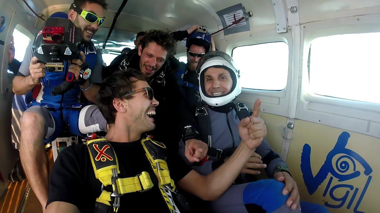 parachutisme jean luc lahaye