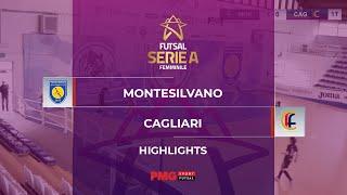 Futsal Femminile 20/21 - Montesilvano Femminile vs FF Cagliari - Highlights