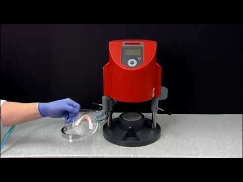 Essix ACE® Plastic - Fabrication with the Drufomat Scan