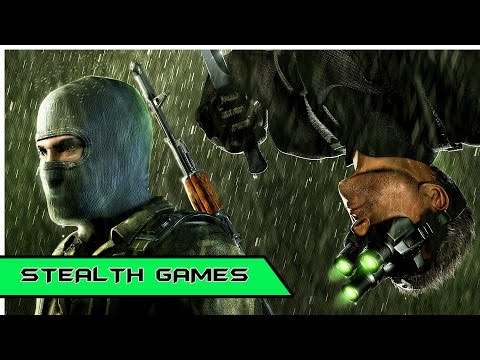 Top 10 Stealth Games for Low End Pc