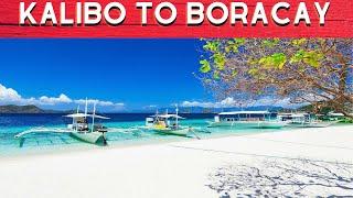 KALIBO AKLAN TO BORACAY - PHILIPPINES DESTINATION